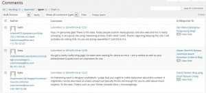 Cara Mencegah dan Mengatasi Komentar Spam di Blog