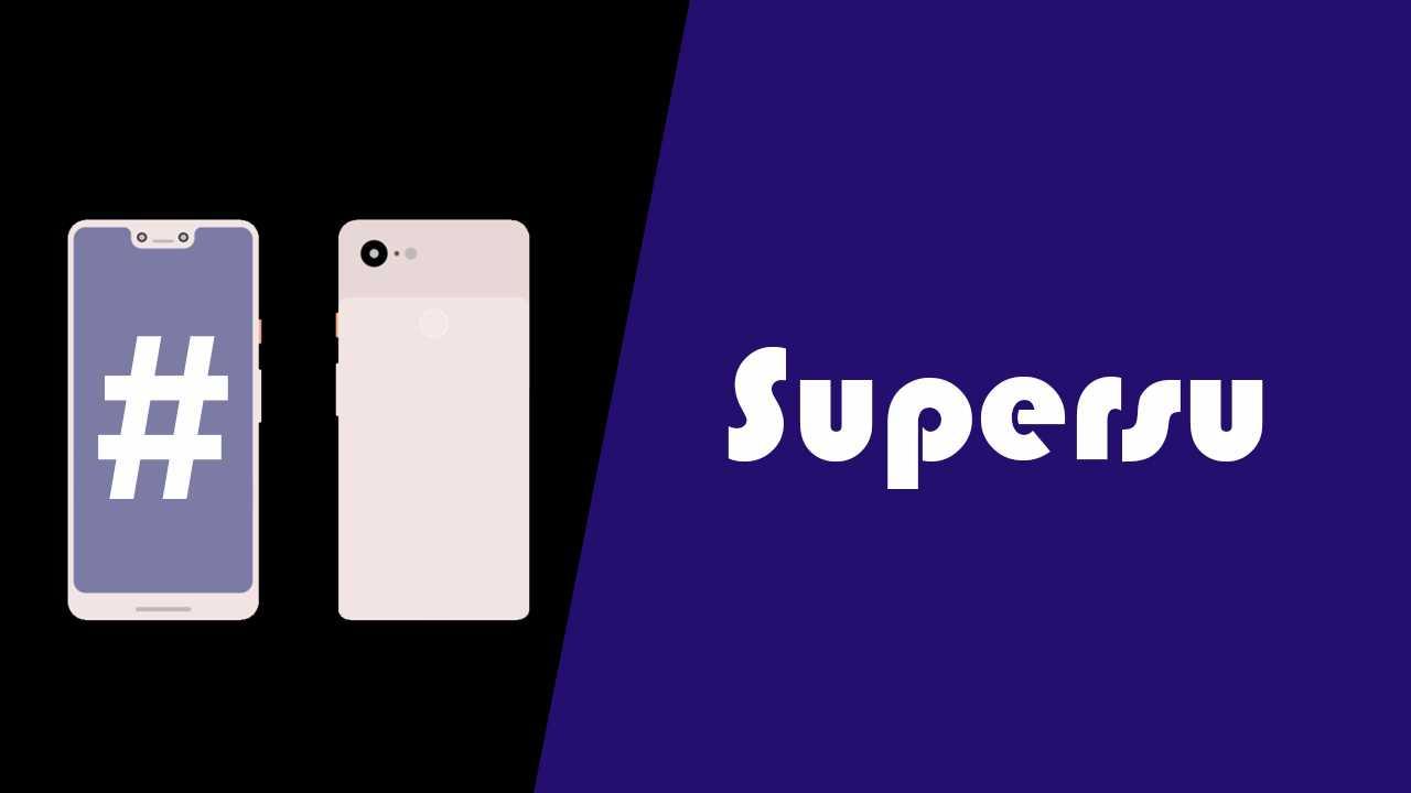 Photo of Download SuperSU Zip dan Apk Versi Terbaru (Official)