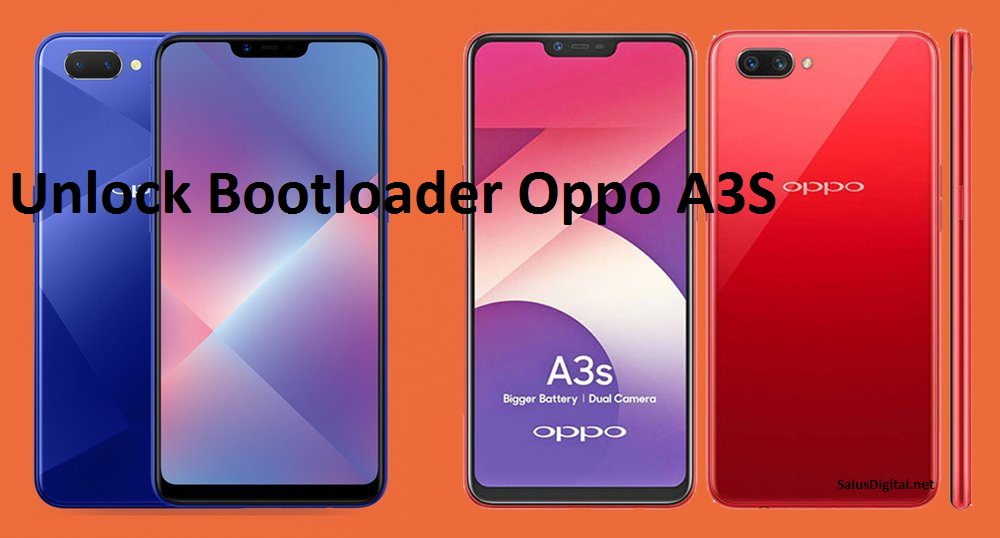 Cara UBL Oppo A3s