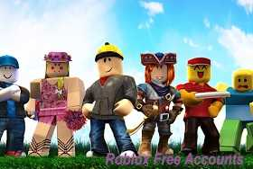 150 Free Roblox Accounts Email And Password January 2021 Salusdigital