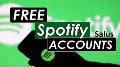 Photo of 500+ Free Spotify Premium Account & Password 2020