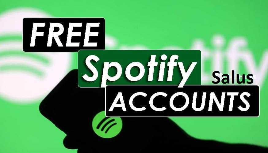 Free Spotify Premium Account 2020