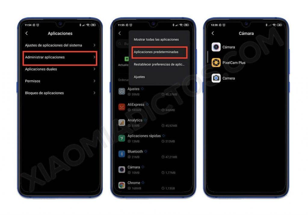 Cara mengatur GCam sebagai kamera default Xiaomi Anda dengan MIUI
