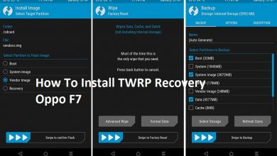 Photo of 3 How To Install TWRP Recovery Oppo F7 [100% WORK]