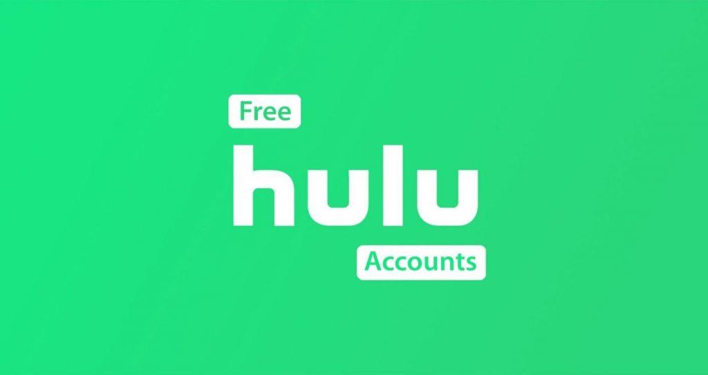 Free Hulu Accounts And Password