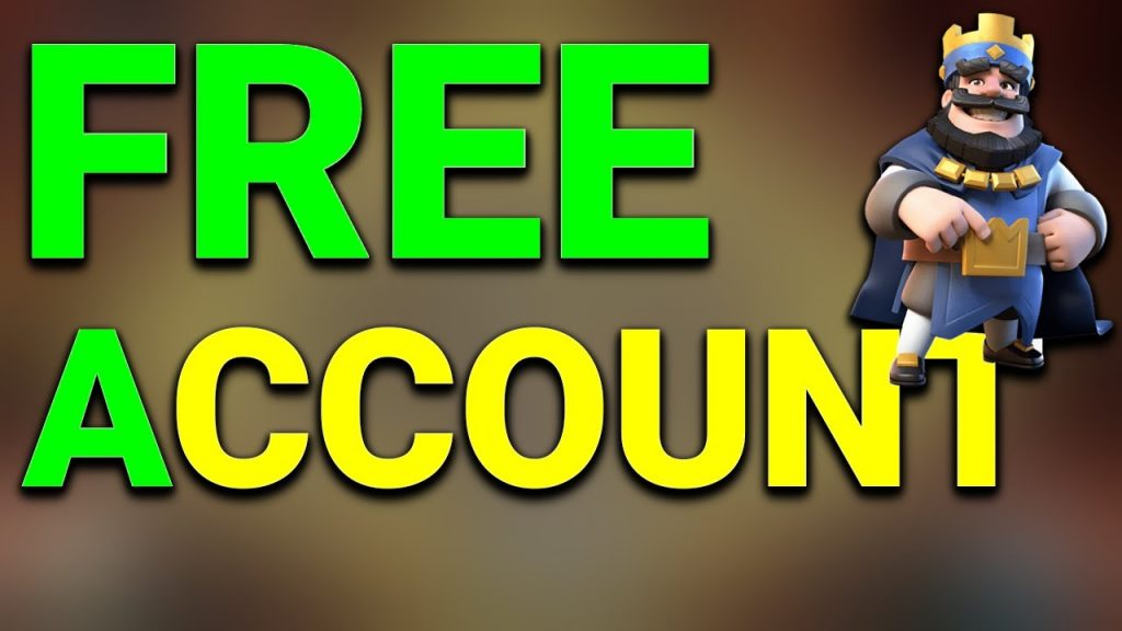 300 Clash Royale Free Accounts February 2021 Salusdigital