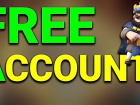 Clash Royale Free Accounts
