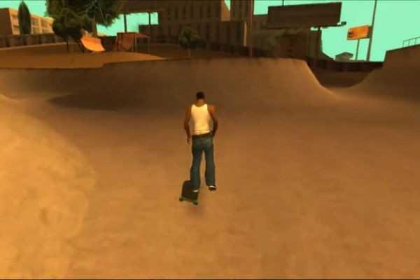 4. Skateboarding Mod