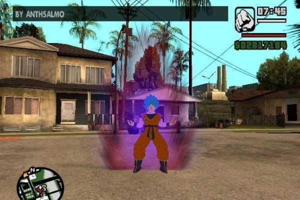 5. Dragon Ball Mod