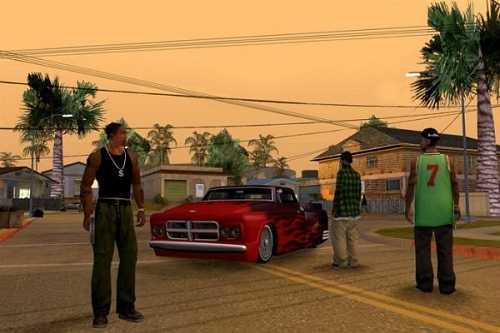 1. Multi Theft Auto: San Andreas - GTA San Andreas Mods