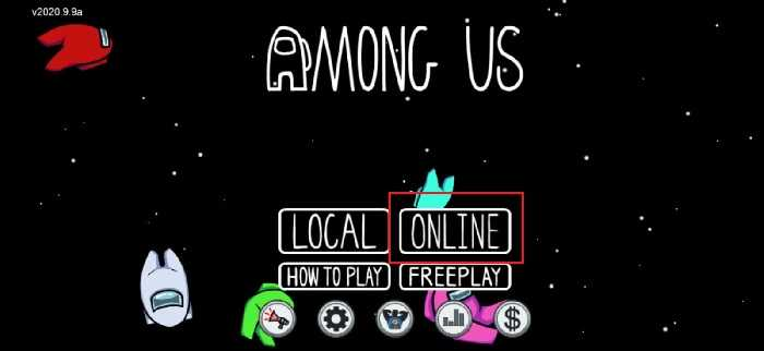 # 1: Set Up a Server by Login to the Game