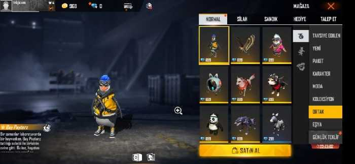 What you can get Free diamonds in Free Fire