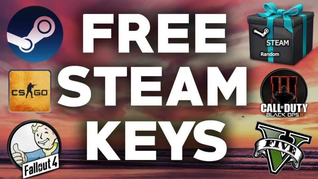 How To Win Free Steam Key Wallet Codes