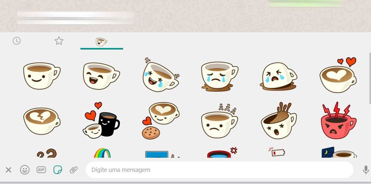 How to send GIFs and stickers on WhatsApp Web or Desktop
